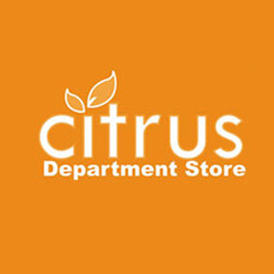 Visual Spaces Client - Citrus Dept Store Logo