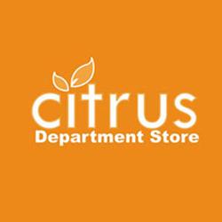 Visual Spaces Client - Citrus Dept Store Logo