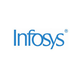 Visual Spaces Client - Infosys Logo