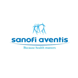 Visual Spaces Client - Sanofi Aventis Logo
