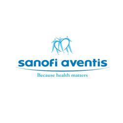 Visual Spaces Client - Sanofi Aventis Logo