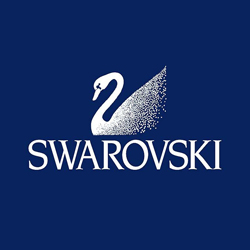 Visual Spaces Client - Swarovski Crystals Logo