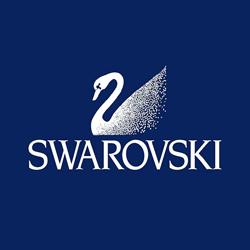 Visual Spaces Client - Swarovski Crystals Logo